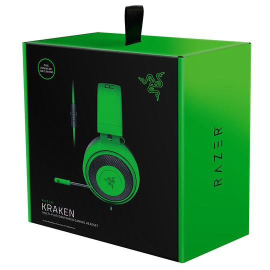 【新品】Kraken Green