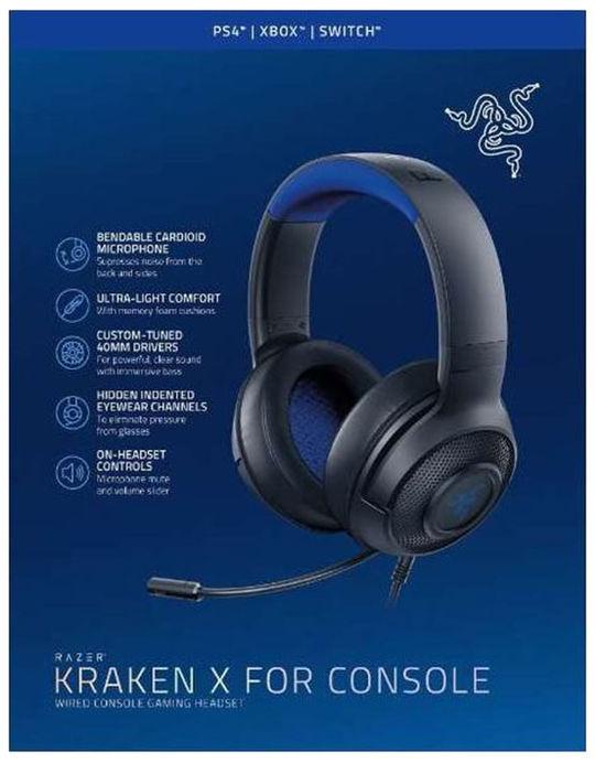 【新品】Kraken X for Console