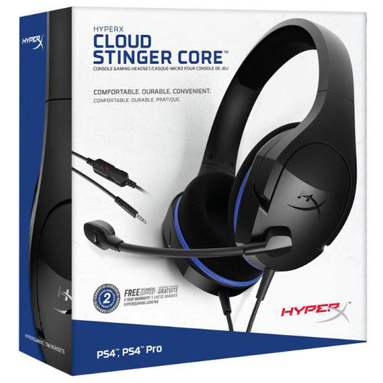 【中古】HyperX Cloud Stinger Coreゲーミングヘッドセット
