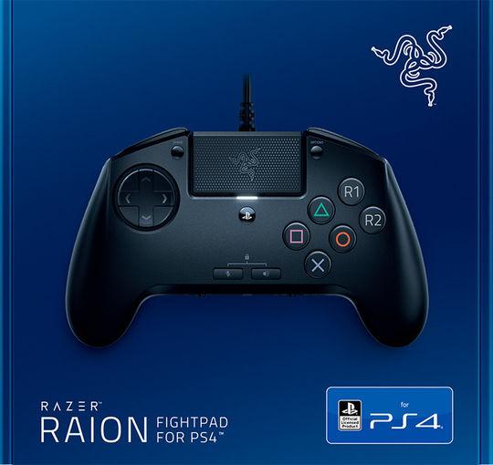 【新品】Raion Fightpad for PlayStation4