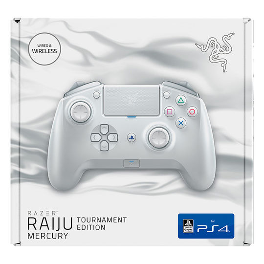 【新品】Raiju Tournament Edition Mercury White