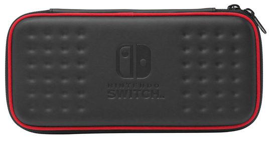 【新品】タフポーチ for Nintendo Switch レッド