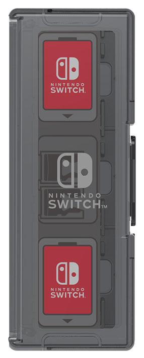 【新品】カードケース6+2 for Nintendo Switch ブラック