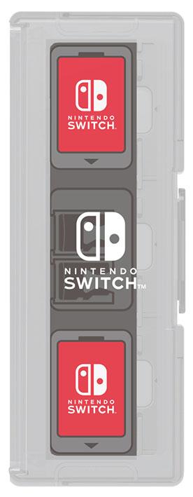 【新品】カードケース6+2 for Nintendo Switch ホワイト