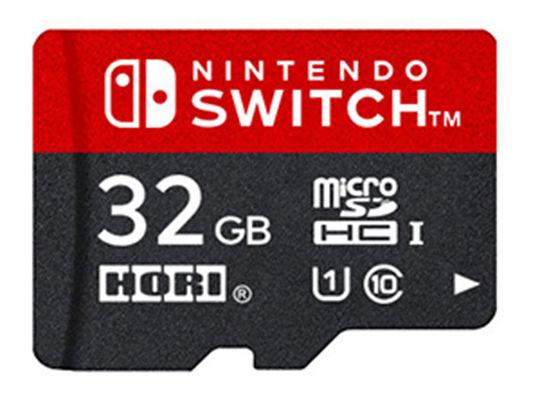 【新品】マイクロSDカード 32GB for Nintendo Switch