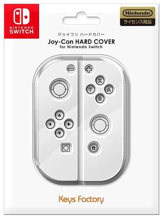 【新品】Joy−Con HARD COVER for Nintendo Switch クリア