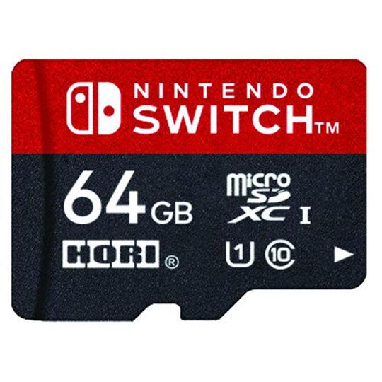 【新品】マイクロSDカード 64GB for Nintendo Switch