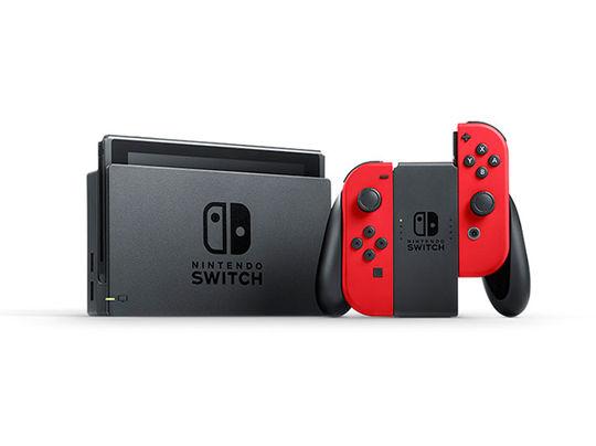 【中古】Nintendo Switch スーパーマリオ オデッセイセット (同梱版)