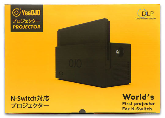 【新品】OJO Projector+キャリングケース