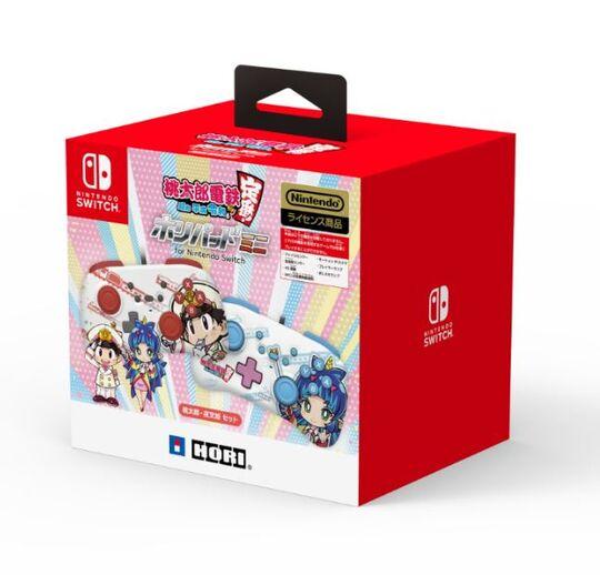 【新品】ホリパッド ミニ for Nintendo Switch 桃太郎・夜叉姫セット