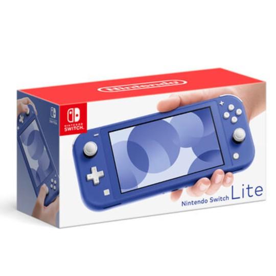 【新品】Nintendo Switch Lite ブルー