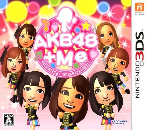 【中古】AKB48+Me