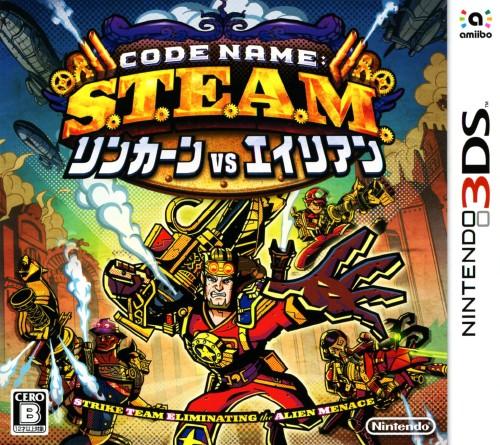 【中古】Code Name: S.T.E.A.M. リンカーンVSエイリアン