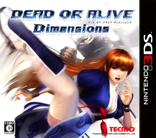 【中古】DEAD OR ALIVE Dimensions