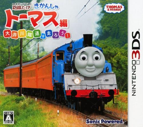 【中古】鉄道にっぽん!路線たび きかんしゃトーマス編 大井川鐵道を走ろう!