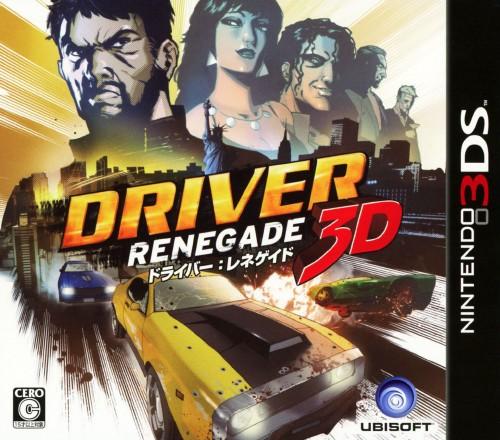 【中古】ドライバー:レネゲイド3D