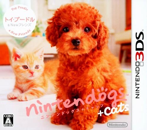 【中古】nintendogs+cats トイ・プードル&Newフレンズ