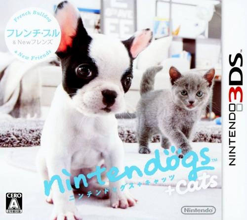 【中古】nintendogs+cats フレンチ・ブル&Newフレンズ