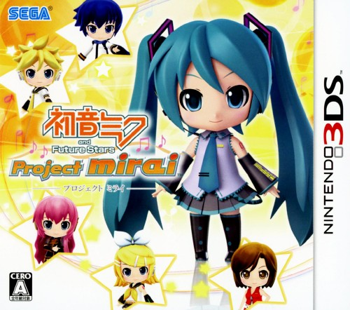 【中古】初音ミク and Future Stars Project mirai