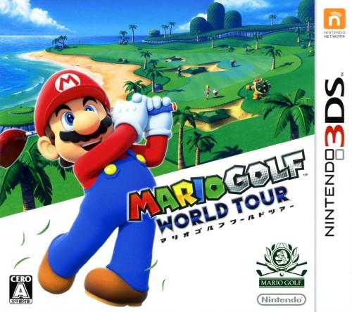 【中古】マリオゴルフ ワールドツアー