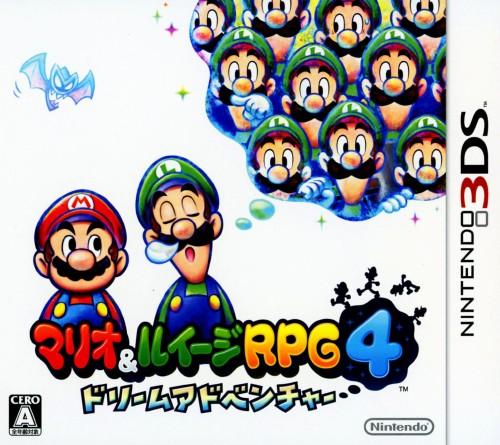【中古】マリオ&ルイージRPG4 ドリームアドベンチャー