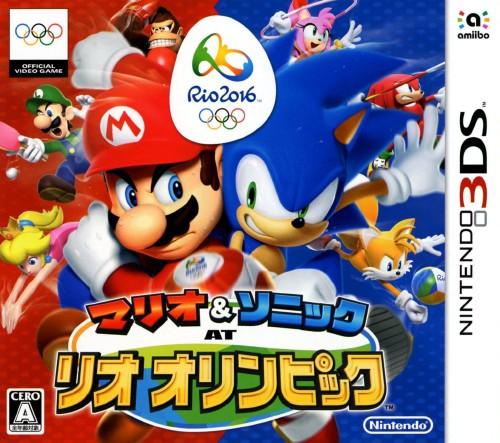 【中古】マリオ&ソニック AT リオオリンピック