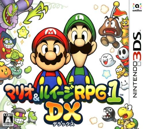 【中古】マリオ&ルイージRPG1 DX