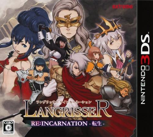 【中古】LANGRISSER Reincarnation−転生−
