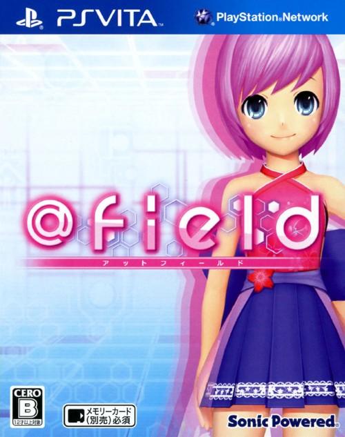 【中古】@field