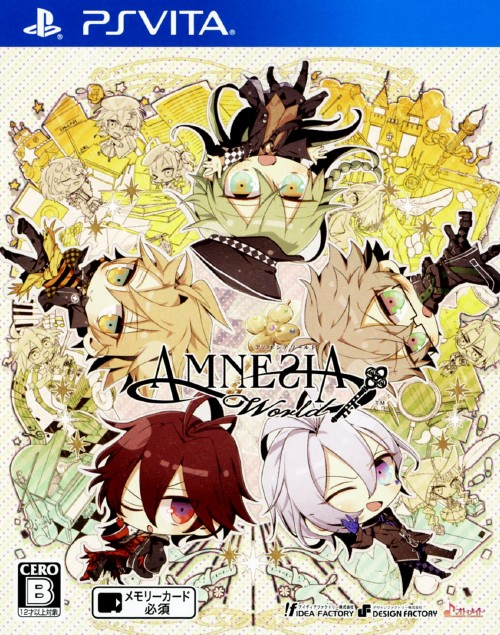 【中古】AMNESIA World