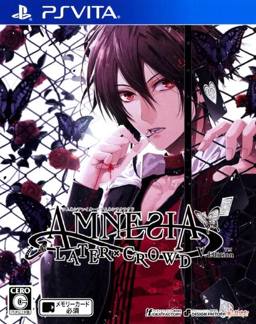 【中古】AMNESIA LATER×CROWD V Edition