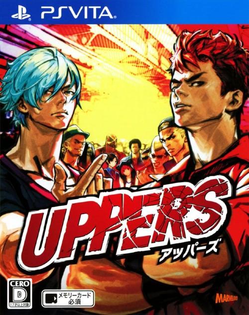 【中古】UPPERS(アッパーズ)