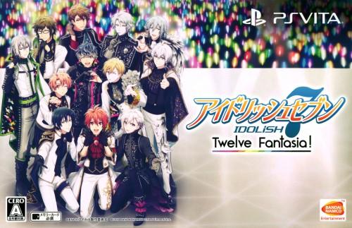 【中古】アイドリッシュセブン Twelve Fantasia! (限定版)