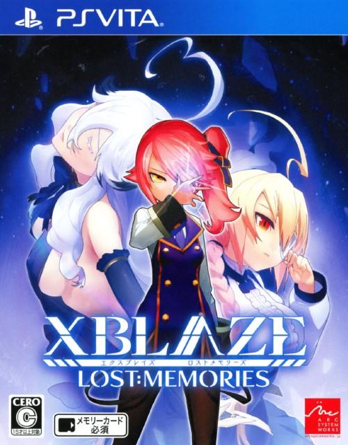 【中古】XBLAZE LOST:MEMORIES