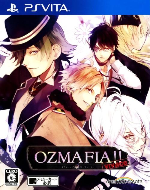 【中古】OZMAFIA!!−vivace−