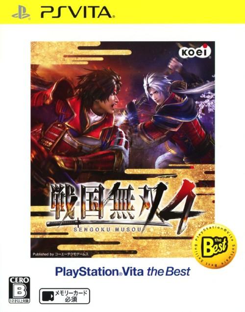 【中古】戦国無双4 PlayStation Vita the Best