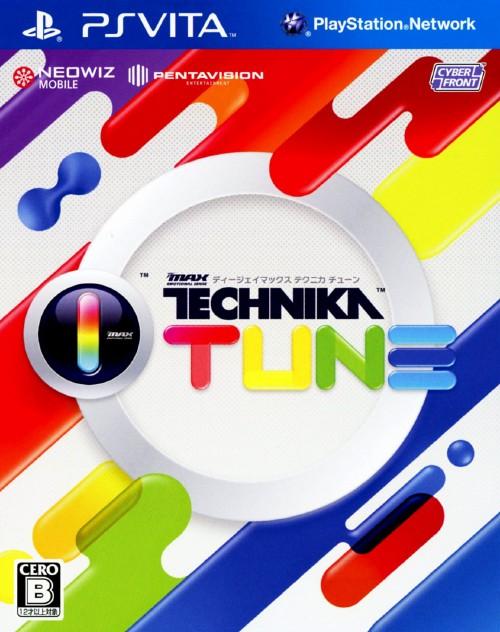 【中古】DJ MAX TECHNIKA TUNE
