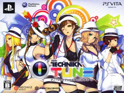 【中古】DJ MAX TECHNIKA TUNE (限定版)