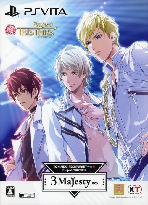 【新品】ときめきレストラン☆☆☆ Project TRISTARS 3 Majesty BOX (限定版)