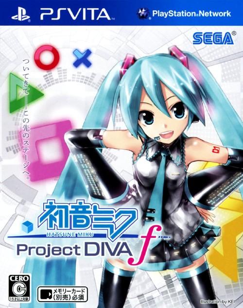 【中古】初音ミク −Project DIVA− f