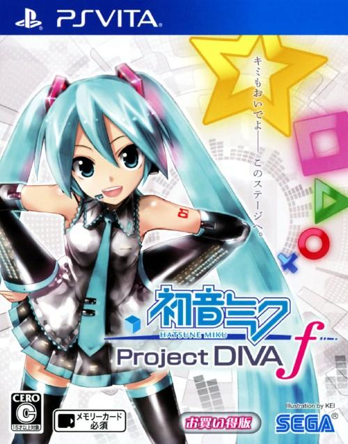 【中古】初音ミク −Project DIVA− f お買い得版