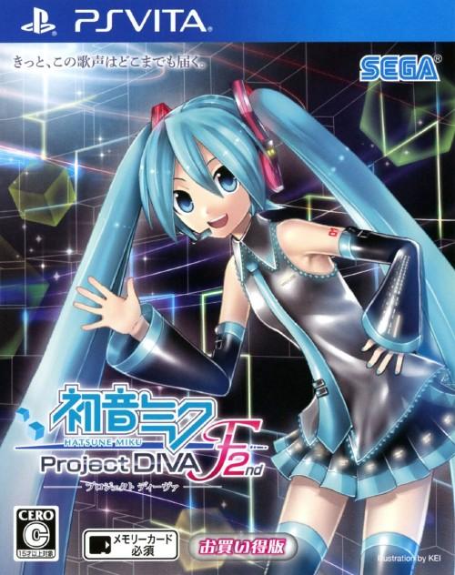 【中古】初音ミク −Project DIVA− F 2nd お買い得版