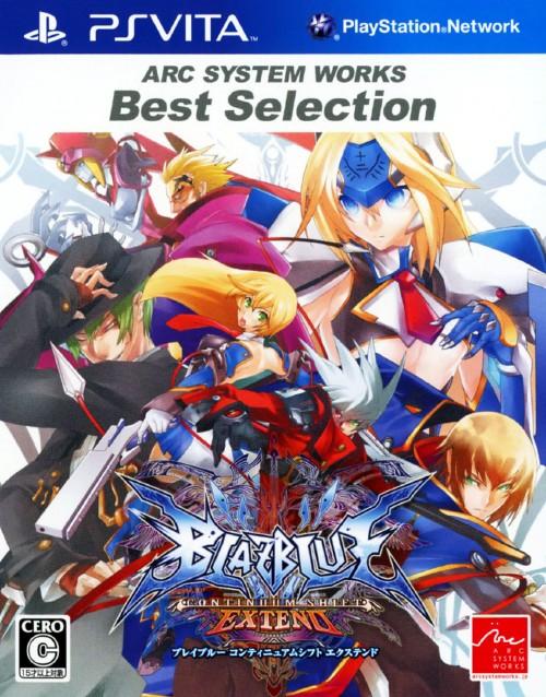 【中古】BLAZBLUE CONTINUUM SHIFT EXTEND 【ARC SYSTEM WORKS Best Selection】