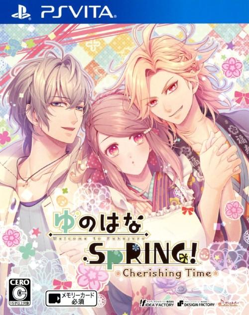 【中古】ゆのはなSpRING! 〜Cherishing Time〜