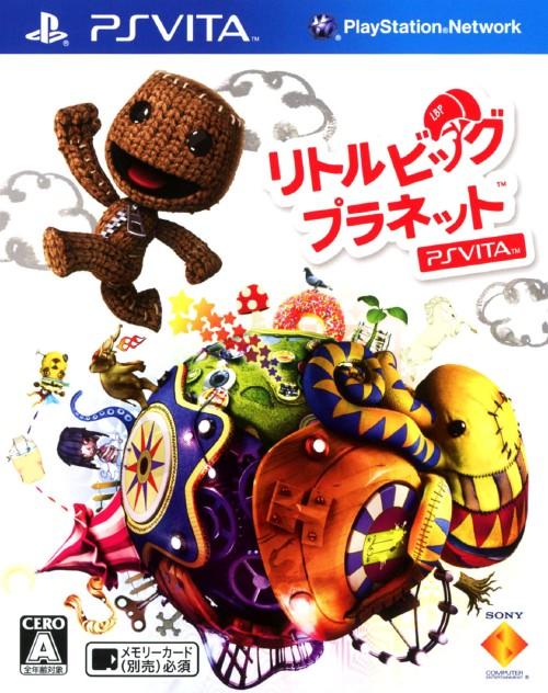 【中古】リトルビッグプラネット PlayStation Vita