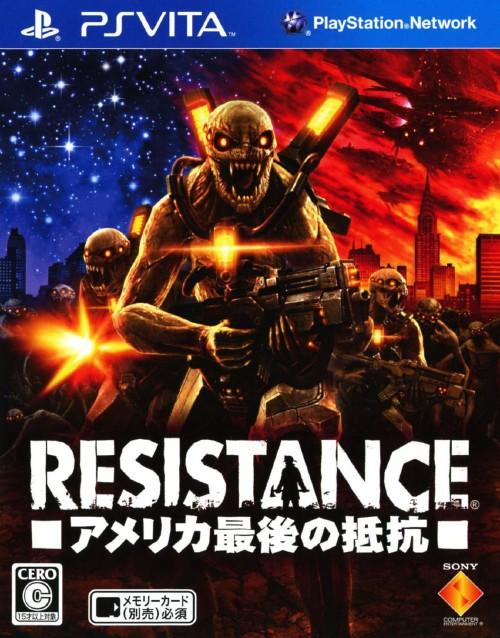 【中古】RESISTANCE −アメリカ最後の抵抗−