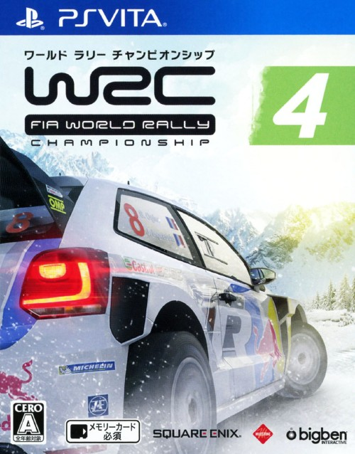 【中古】WRC4 −FIA World Rally Championship−