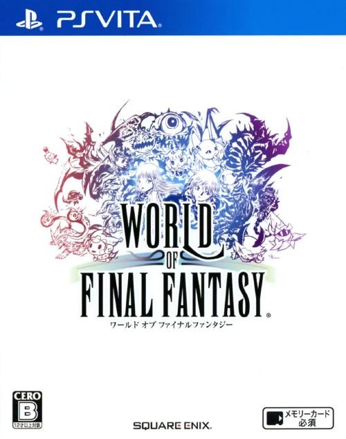 【中古】ワールド オブ ファイナルファンタジー