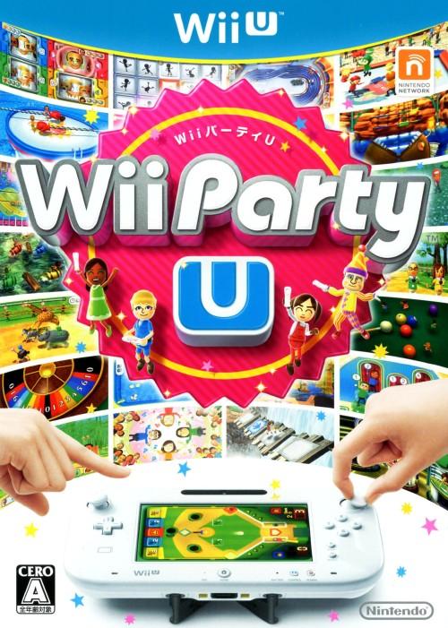 【中古】Wii Party U