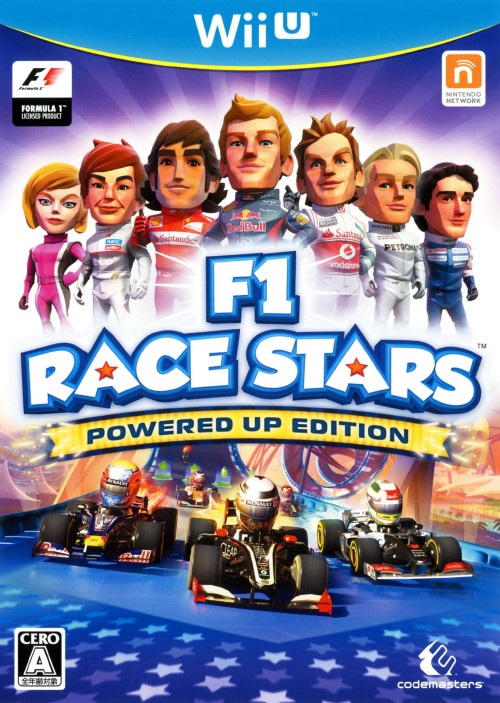 【中古】F1 RACE STARS POWERED UP EDITION